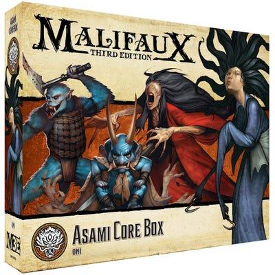 Asami Core Box