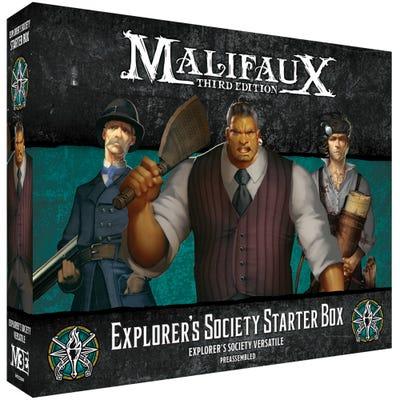 Explorer's Society Starter Box