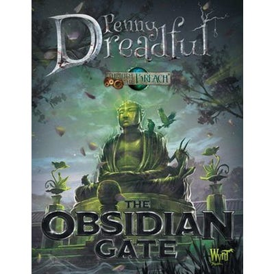 Penny Dreadful: The Obsidian Gate