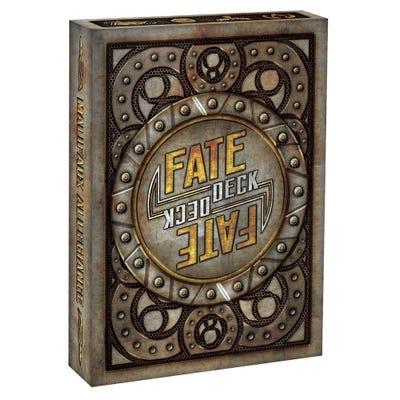 Malifaux Fate Deck