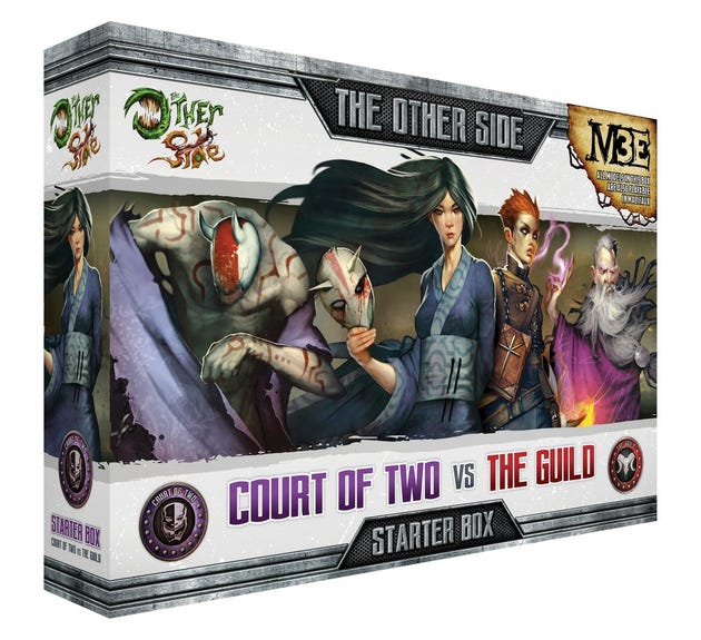 The Other Side Starter: The Guild vs Court of Two