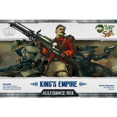 King's Empire Allegiance Box - Charles Edmonton