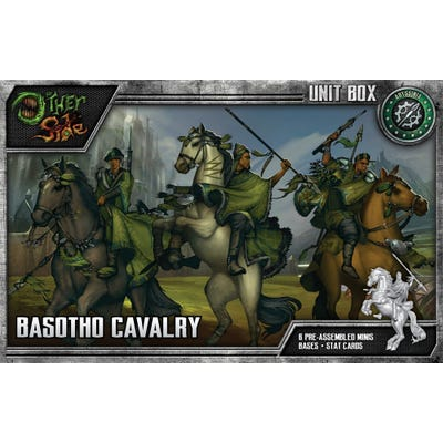 Basotho Cavalry