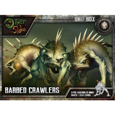 Barbed Crawlers