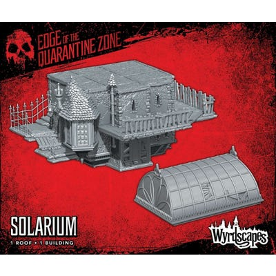 WyrdScapes Solarium