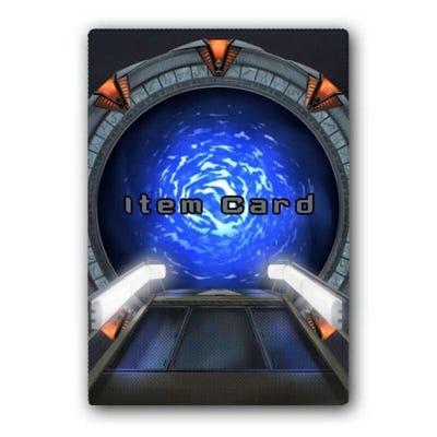 Stargate SG-1 Item Cards