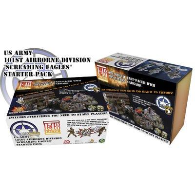 Us Army 101st Airborne Division Starter Set