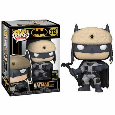 POP! Vinyl: Heroes: Batman - Red Son Batman - 2003