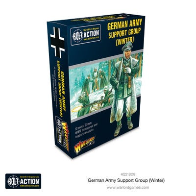 German Army Support Group - Winter
