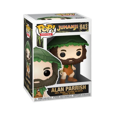 POP! Vinyl: Jumanji: Alan Parrish