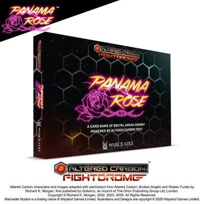 Fightdrome: Panama Rose