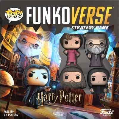 POP! Funkoverse: Harry Potter - 102 Base Set 4-Pack