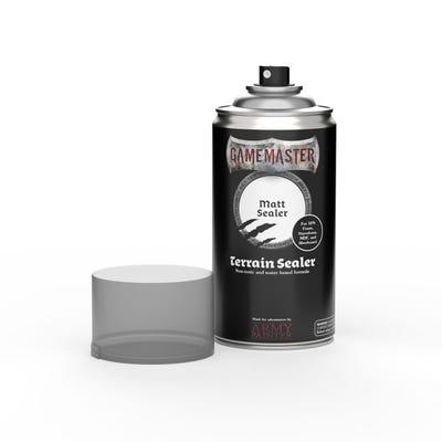 GM: Terrain Sealer - Matt Sealer