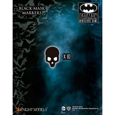 Black Mask Markers