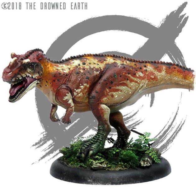 Keratosor: Epic Dino