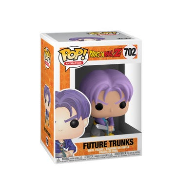 POP! Vinyl: Dragonball Z S7 - Future Trunks