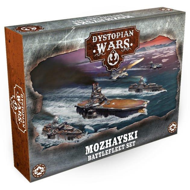 Mozhayski Battlefleet Set