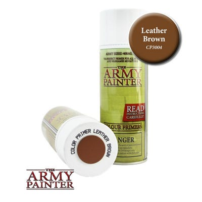 Colour Primer - Leather Brown
