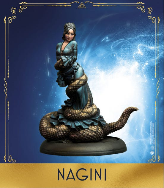 Nagini - Spanish