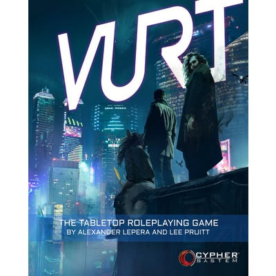 Vurt RPG Core Rulebook