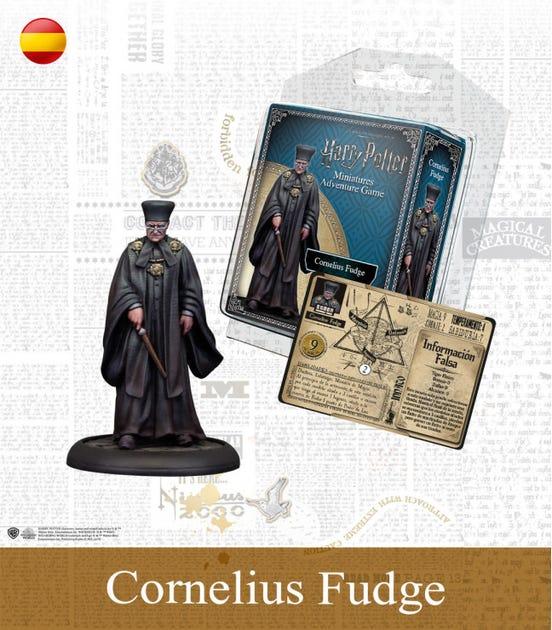 Cornelius Fudge - Spanish