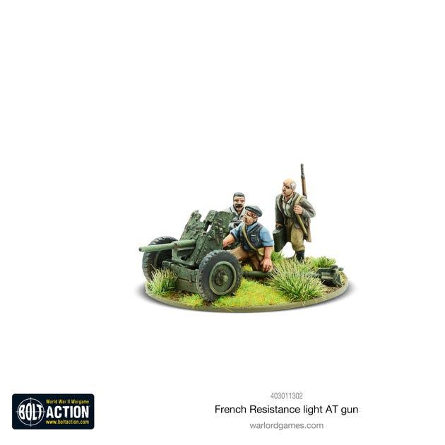French Resistance Light Anti-tank Gun