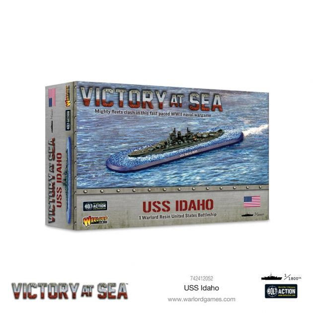 USS Idaho