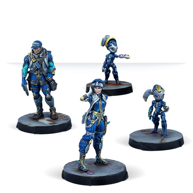O-12 Support Pack Specialized Support Unit Lambda