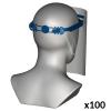Wayland Face Shield x100
