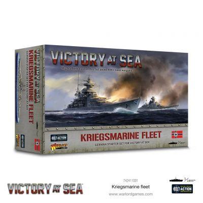 Victory at Sea Kriegsmarine Fleet Box