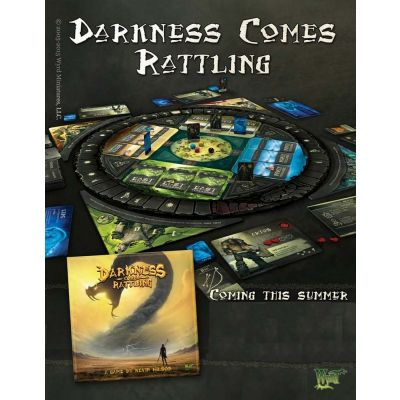 Darkness Comes Rattling