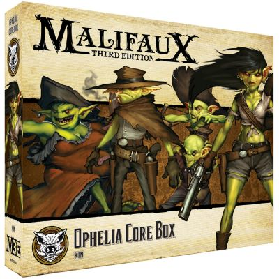 Ophelia Core Box