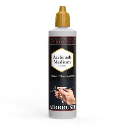 Warpaints: Airbrush Medium