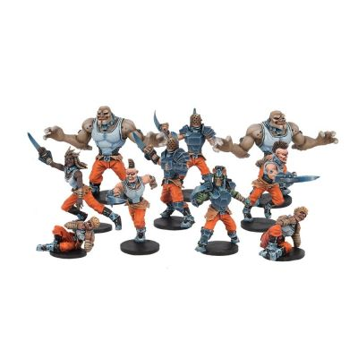 Long Rock Lifers - Convict Team