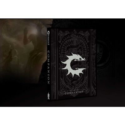 Conquest Companion Hardcover Rulebook