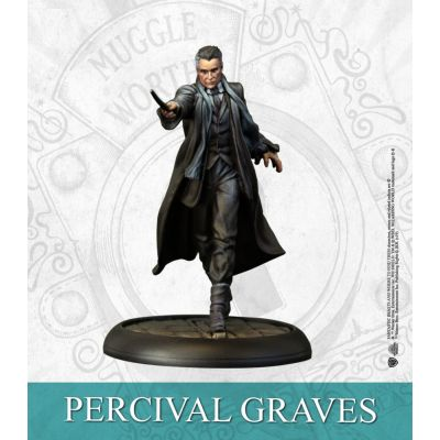 Percival Graves - Spanish