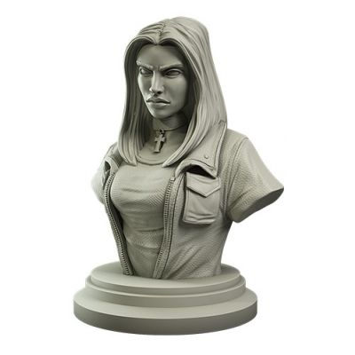 Liz Sherman Collector's Bust