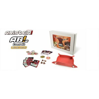 AGL Event Kit Second Edition - English