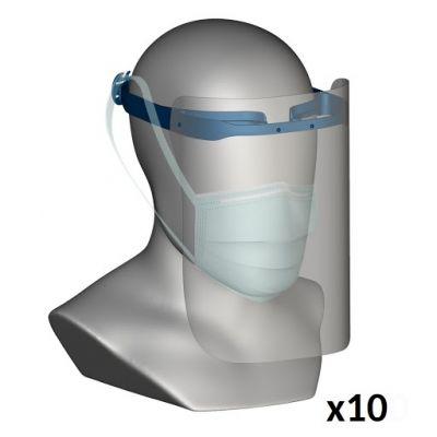 Wayland Face Shield x10