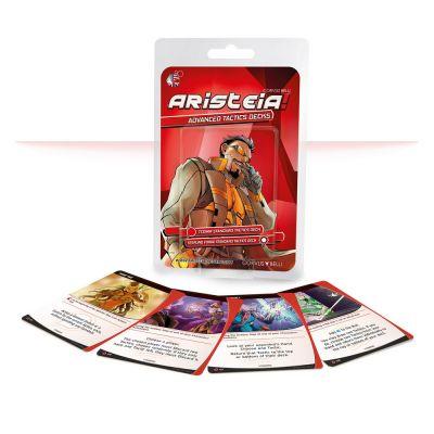Aristeia Advanced Tactics Deck - Spanish