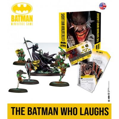 The Batman Who Laughs (Batbox)
