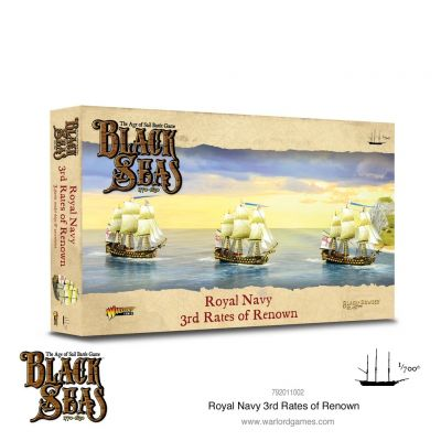 Royal Navy 3rd Rates of Renown