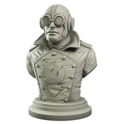 Lobster Johnson Collector's Bust