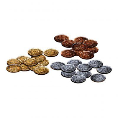 Everrain: Metal coin uprgrade pack