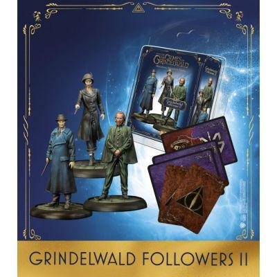 Grindelwald's Followers II - Spanish