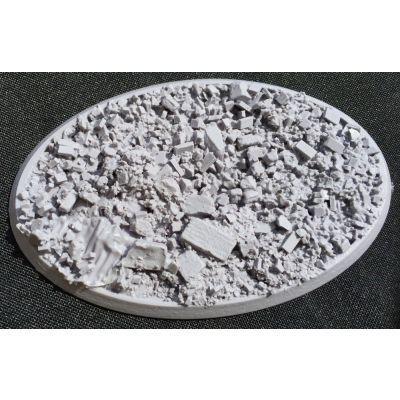 Beveled Edge: 105x70mm Urban Rubble