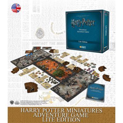 Harry Potter Miniatures Adventure Game Lite Edition - English