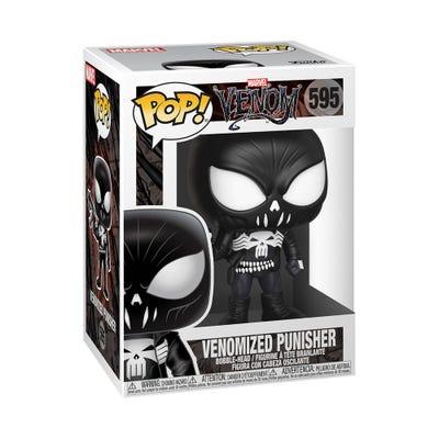 POP! Vinyl: Marvel Venom - Punisher