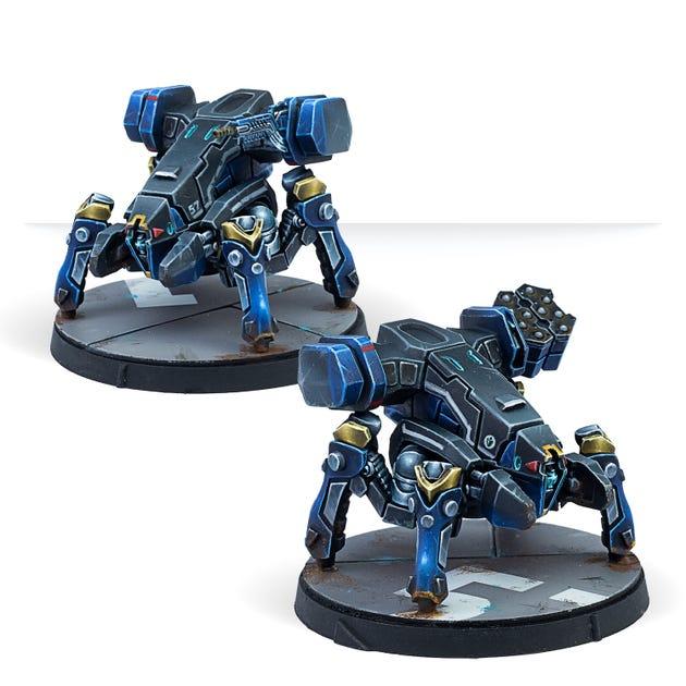 Copperbots Remotes Pack