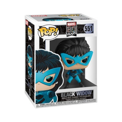 POP! Vinyl: Marvel 80th - Black Widow